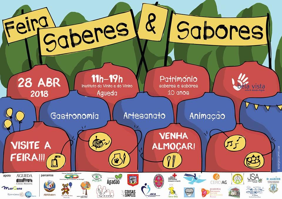 ARCOR NA FEIRA DE SABERES  & SABORES DE ÁGUEDA