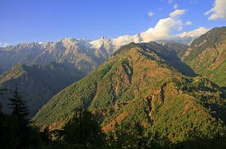 Naddi - Dharamshala