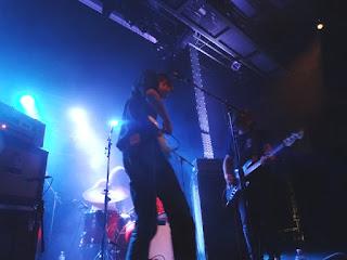 13.12.2015 Essen - Weststadthalle: Die Nerven
