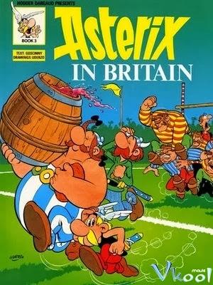 Asterix Phiêu Lưu Ở Britain