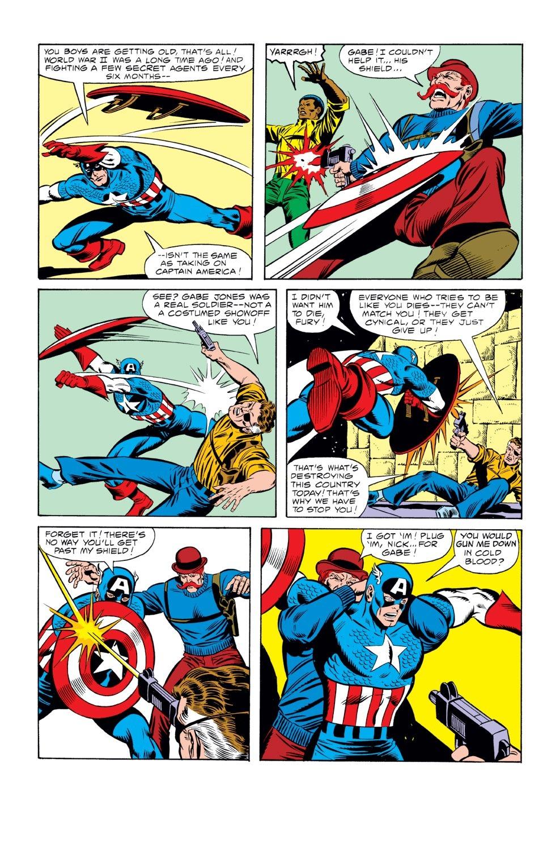 Captain America (1968) Issue #242 #157 - English 8