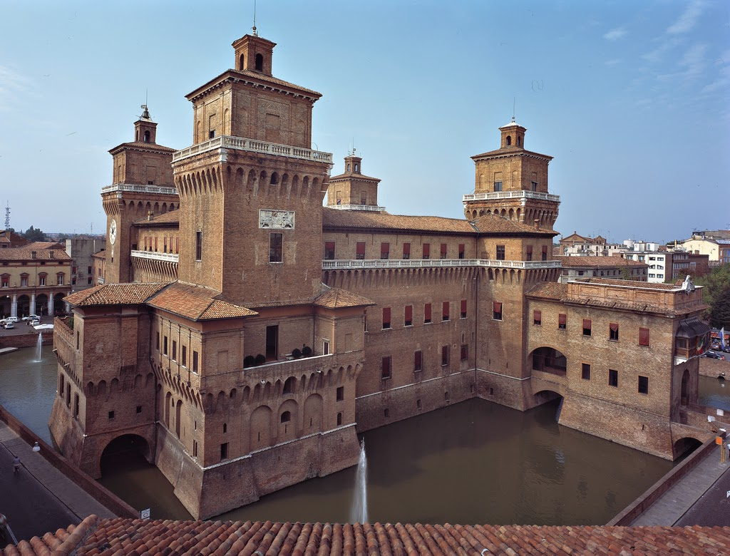 I promessi viaggi viaggio nell italia delle signorie for Planimetrie del cottage del cortile