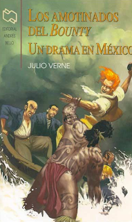 Un Drama en México - Julio Verne