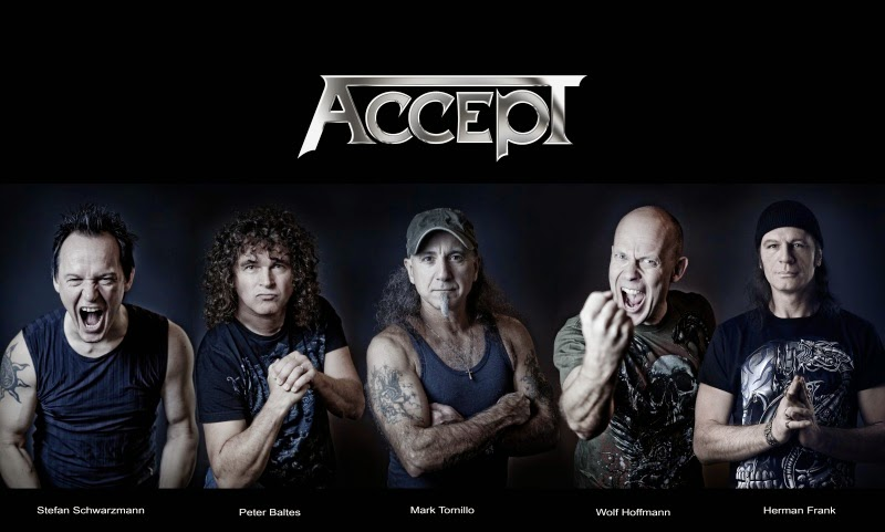 Accept Heavy Metal Germany