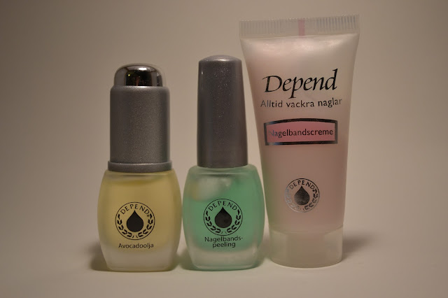 Depends Nail Care by Elins Nails