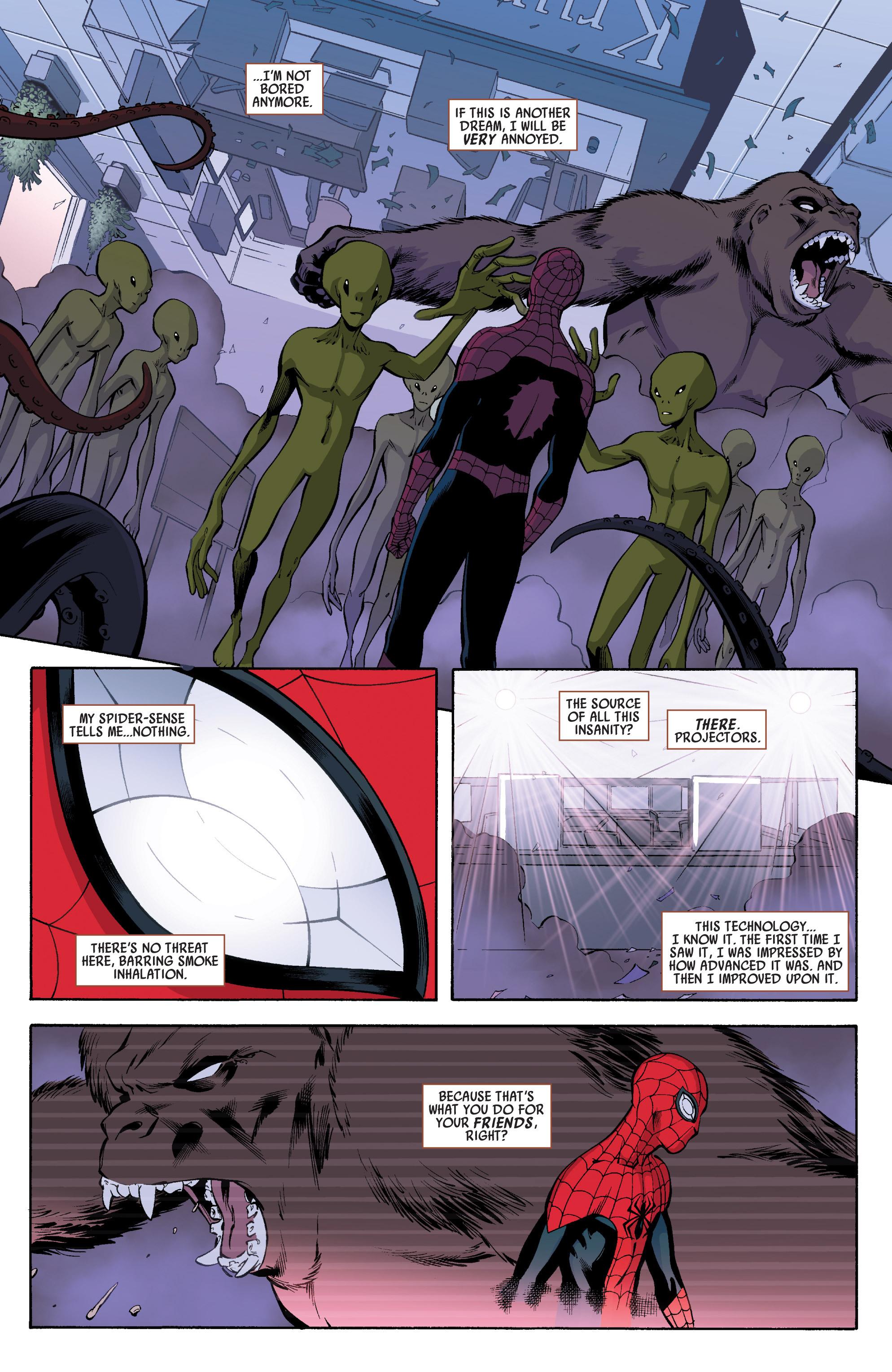 Avenging Spider-Man #23 #25 - English 5