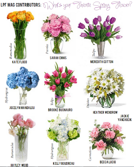 LPF Mag Issue #3 // Favorite Flowers
