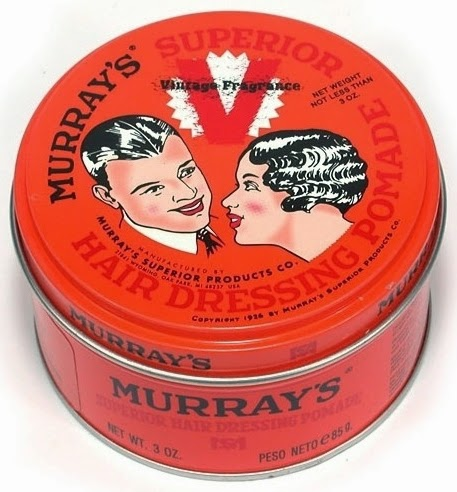 Murray's Original Superior Vintage Hair Pomade