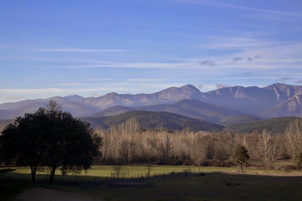 Turismo rural en familia en Avila y Segovia