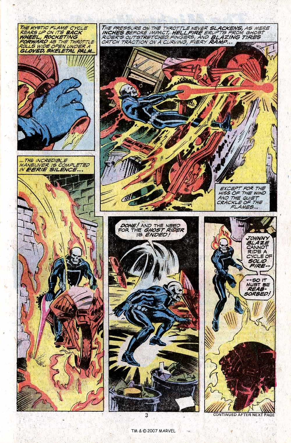 Ghost Rider (1973) Issue #23 #23 - English 5