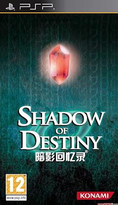 Shadow Of Destiny PSP