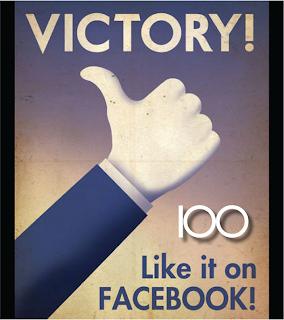 Groupement Immobilier possède ses 100 fans Facebook
