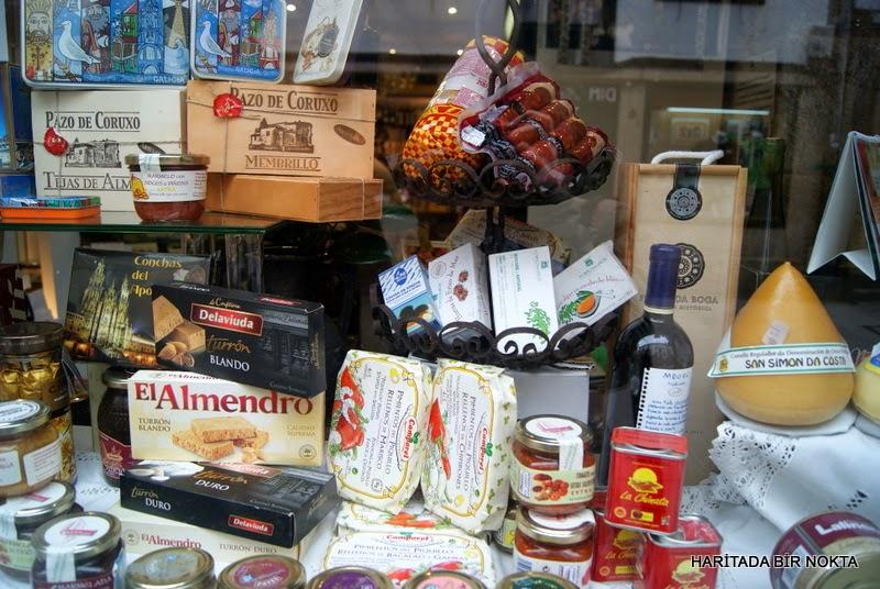 santiago food shops
