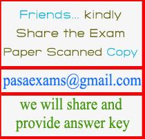 Share Exam Paper 2014