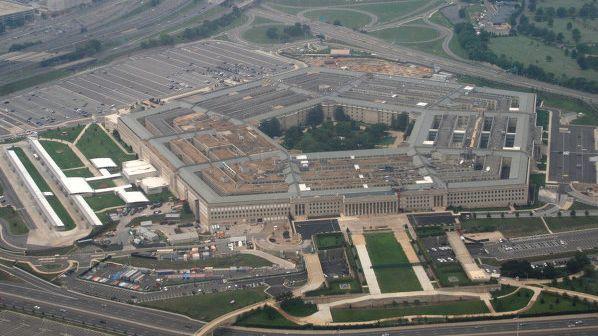 departemen pertahanan amerika serikat
