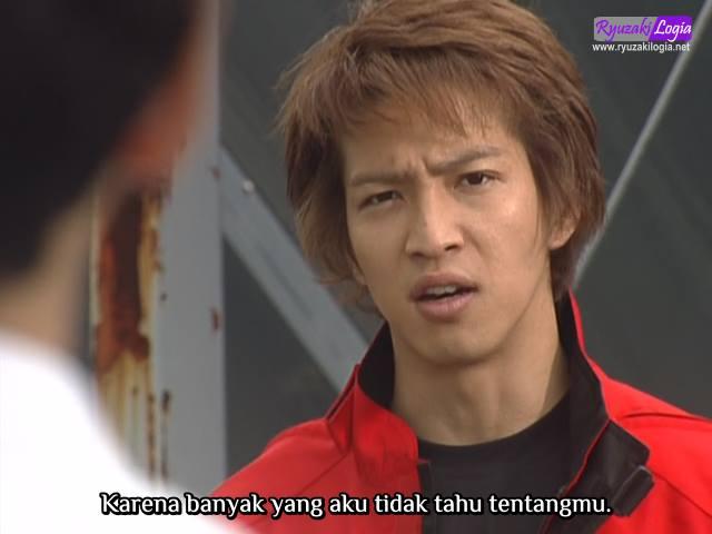Chouseishin gransazer episode 1 - Julian de meriche actor