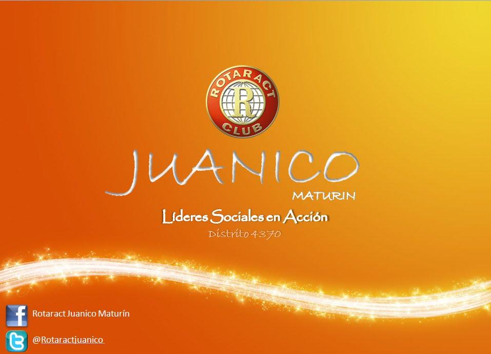 Rotaract Juanico Maturin