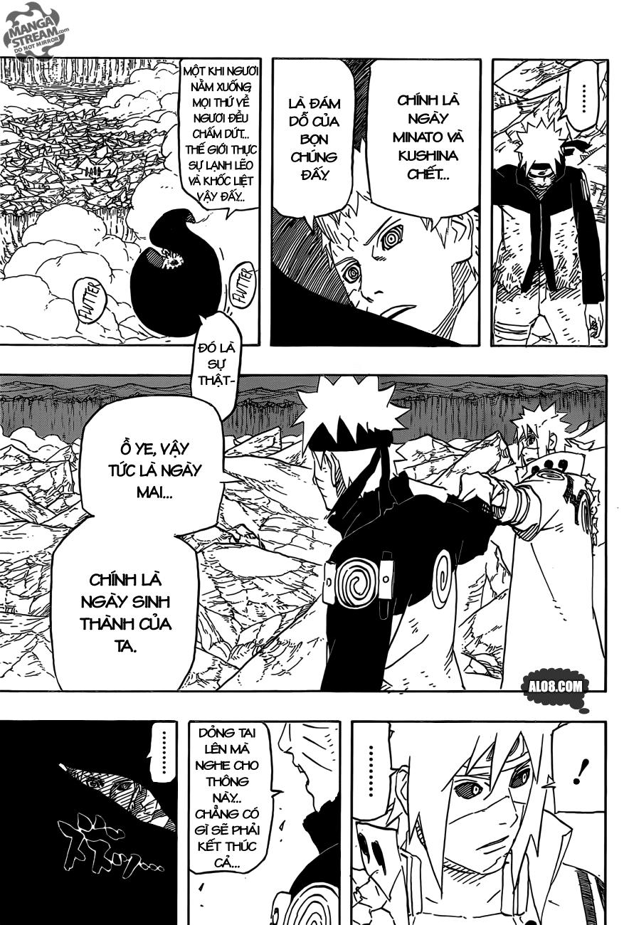 Naruto chap 643 Trang 14