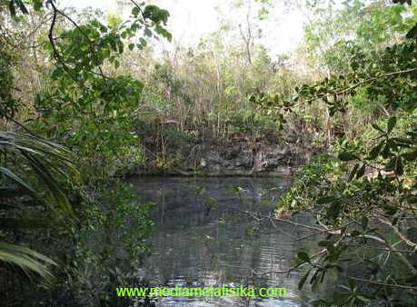 Misteri Angelita Canote Sungai Dalam Air, Sumur Sakral Suku Maya di Meksiko  3
