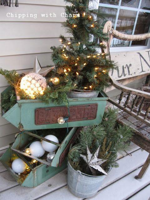 Decoracion Terrazas Navidad ~ DECORA TU EXTERIOR POR NAVIDAD Decoraci?n  General roccoenmisofa