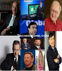 TOP 10 RICHEST MEN ON EARTH 2011