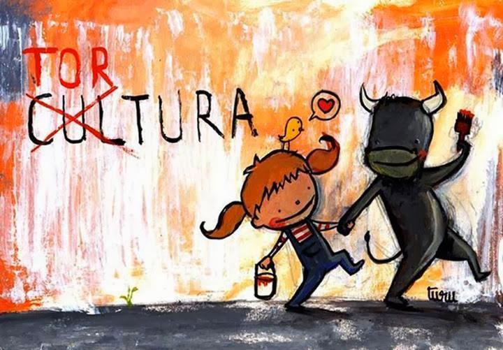 EL FUTURO SE LLAMA ABOLICIÓN. Les Terres de l'Ebre pels drets dels animals (click a la foto)