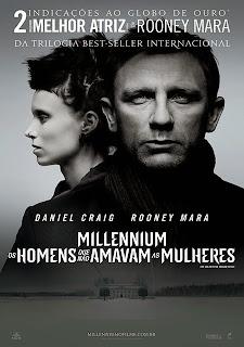 Assistir Millennium: Os Homens Que Não Amavam As Mulheres Dublado Online HD