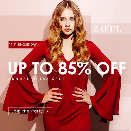 Zaful's promotion