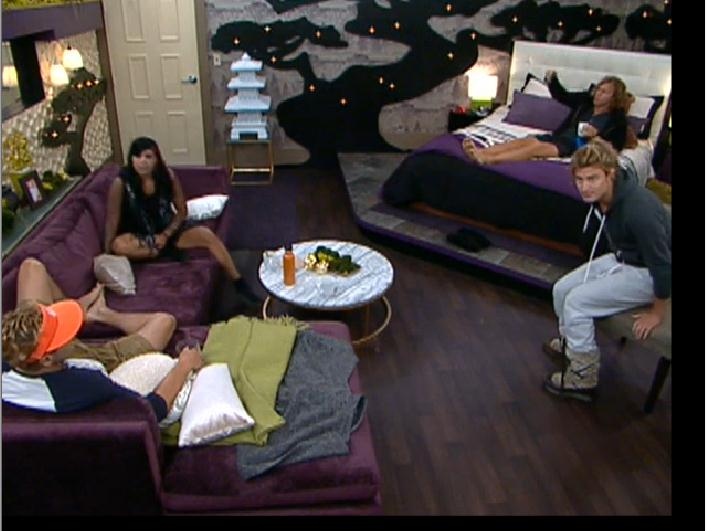 Big Brother USA Live Feed Updates: Coach Boogie Talks ...