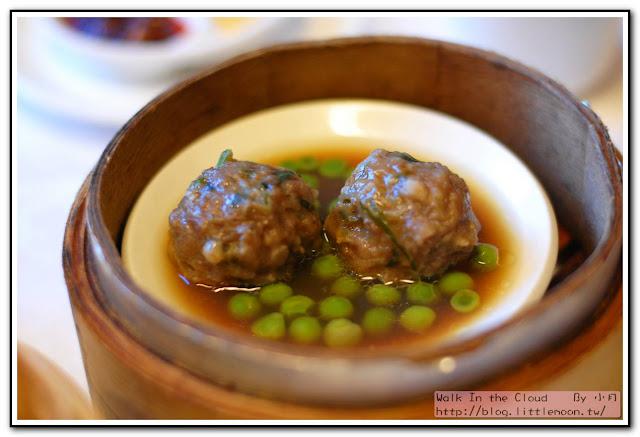 明宮粵菜廳 - 牛肉丸