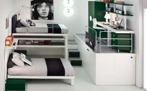 Desain Kamar Tidur Untuk Anak-Anak