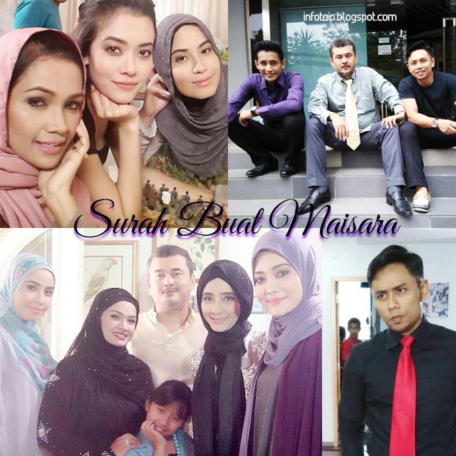 Surah Buat Maisara TV3