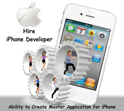 Hire iPhone App Developer India