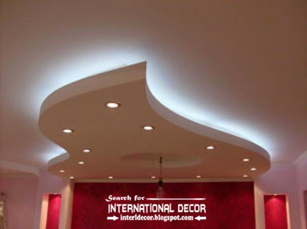LED ceiling lights, LED strip lighting, suspended ceiling lighting