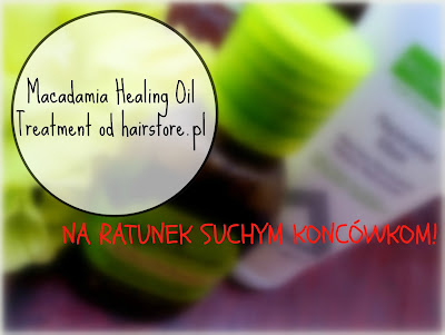 Macadamia Healing Oil Treatment recenzja
