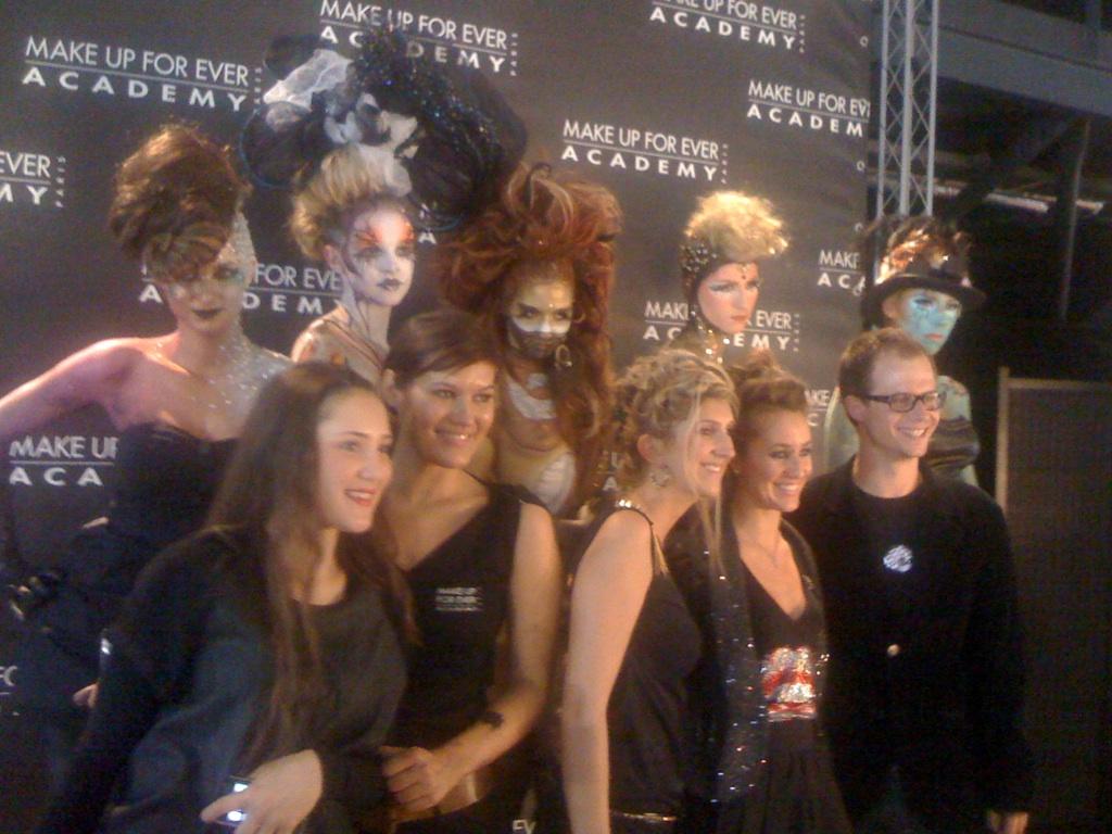 Dress ing beaut mondial de la coiffure 2012 for Salon mondial de la coiffure