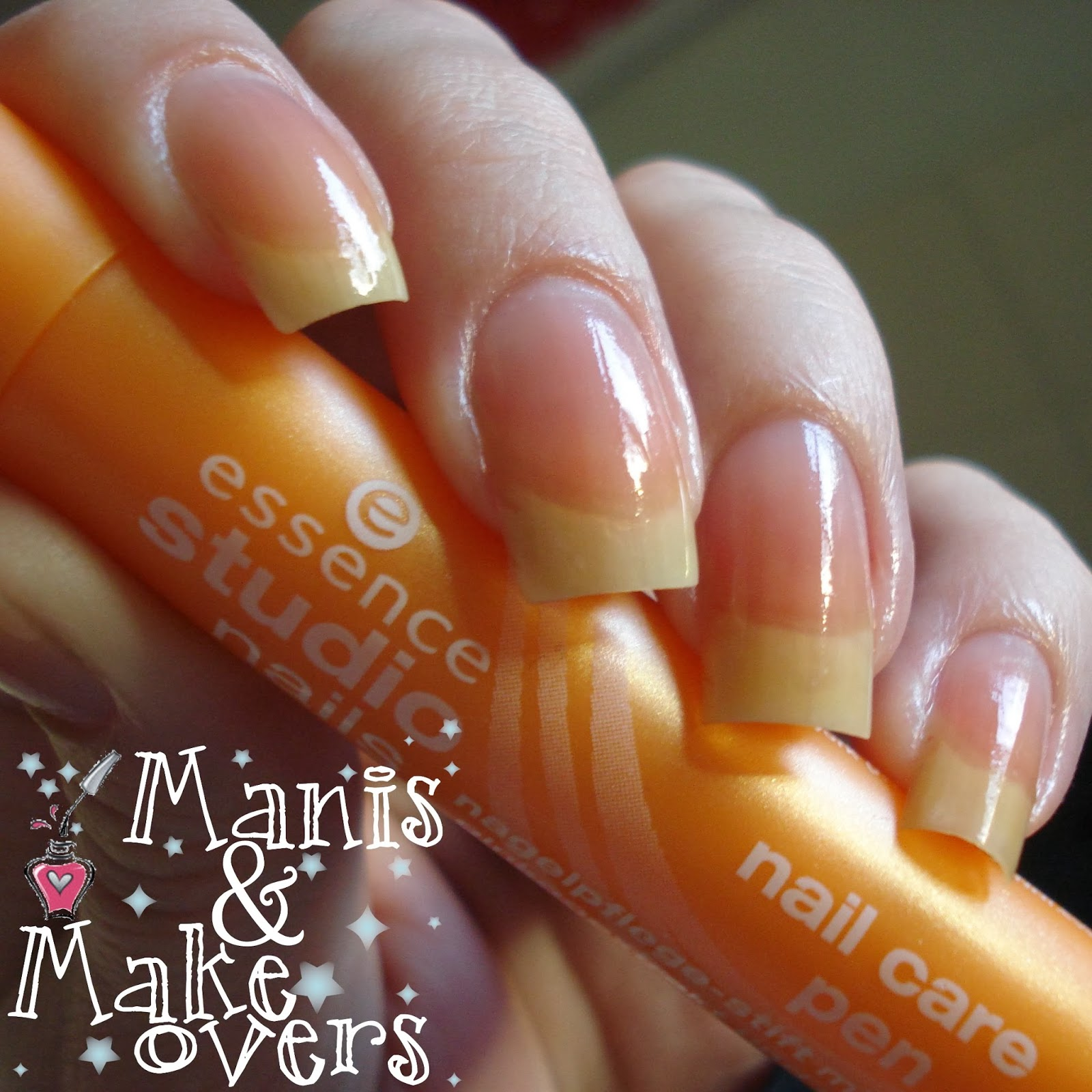Manis & Makeovers: Essence Nail Care Pen