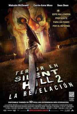 descargar Terror En Silent Hill 2: La Revelacion, Terror En Silent Hill 2: La Revelacion latino, ver online Terror En Silent Hill 2: La Revelacion