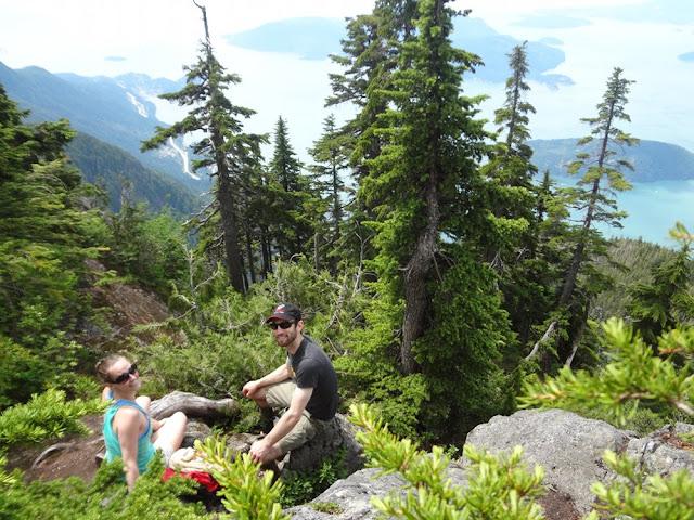 St. Mark's Summit, Howe Sound Crest Trail