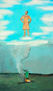 Anselm Kiefer  Heroisches Sinnbild I (1969)
