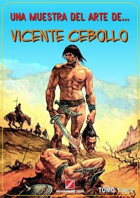 Una muestra del arte de... Vicente Cebollo - 2 Tomos - EAGZA