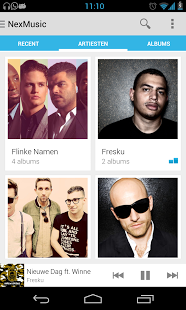 NexMusic + 3.0.1.1.3 APK Android