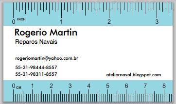 Rogerio Martin Reparos Navais