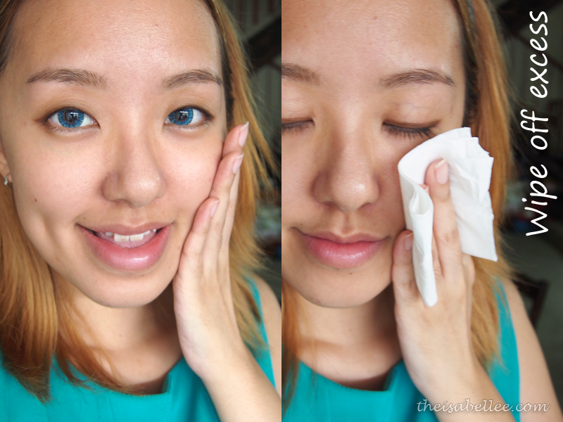 How to use GlamGlow Thirstymud