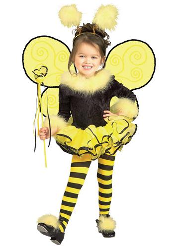 Костюм своими руками пчелка