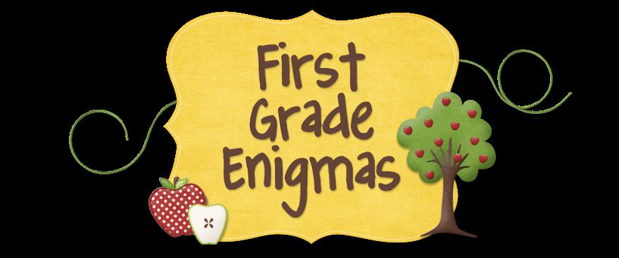 First Grade Enigmas