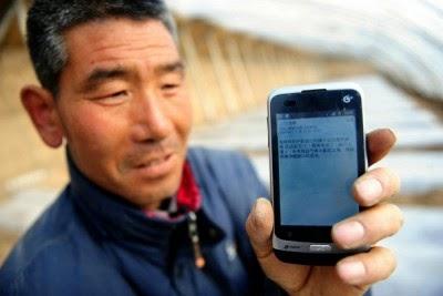 Wow, Pengguna Ponsel Tiongkok Capai 1,2 Miliar Lebih