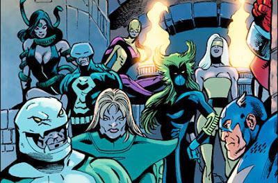 Società dei Serpenti Marvel