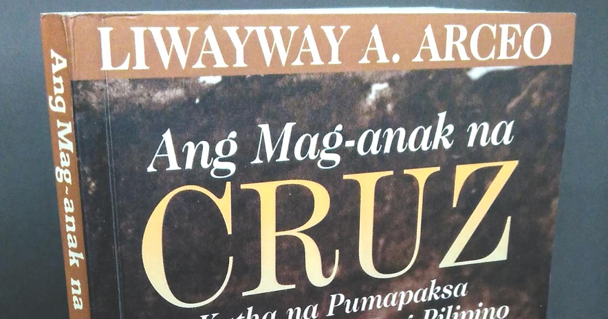 review of mag anak na cruz Get this from a library ang mag-anak na cruz : katha na pumapaksa sa pagpapahalagang pilipino [liwayway a arceo.