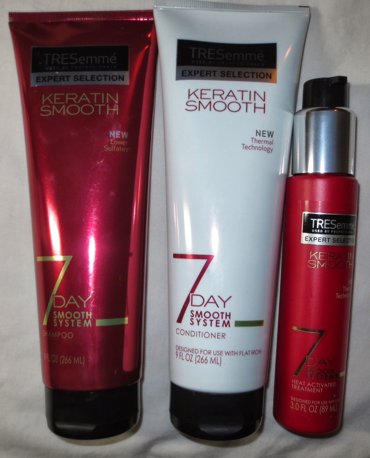 TRESemmé 7 Day Keratin Smooth System